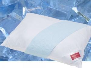 Hefel Cool Kissen für einen kühlen Kopf bei heißen Nächten